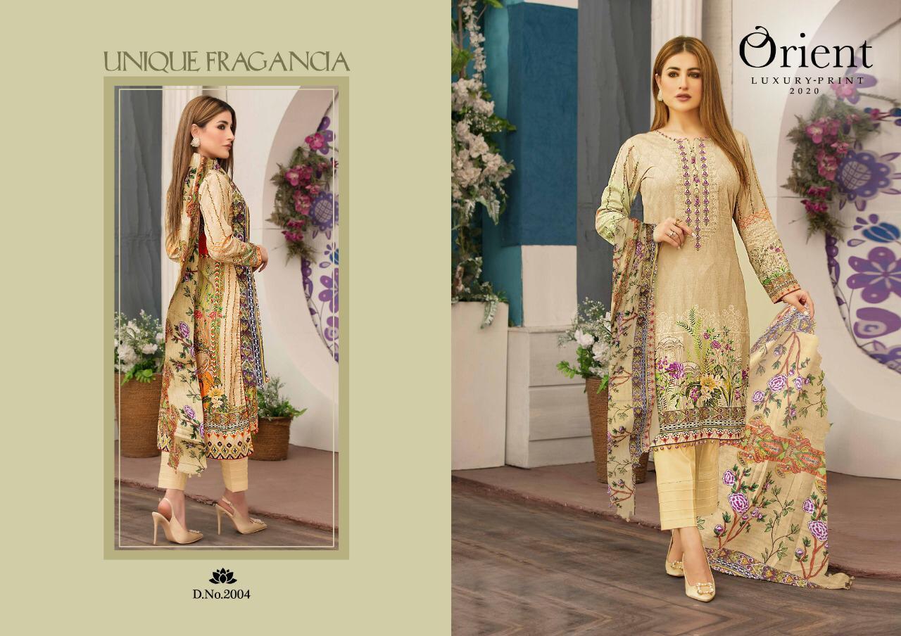 Orient Luxury Print 2020 Salwar Suit Wholesale Catalog 10 Pcs 9 - Orient Luxury Print 2020 Salwar Suit Wholesale Catalog 10 Pcs