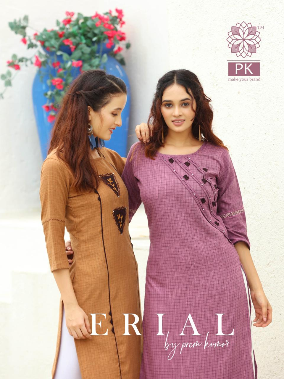 Pk Fashion Casuals Vol 1 Kurti Wholesale Catalog 6 Pcs 10 - Pk Fashion Casuals Vol 1 Kurti Wholesale Catalog 6 Pcs