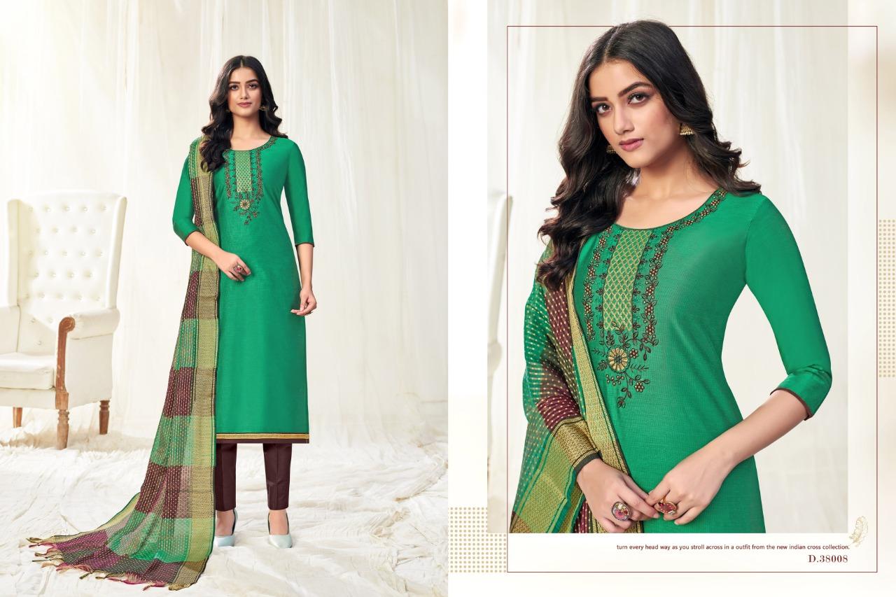 Raghav Hotspot Vol 2 Salwar Suit Wholesale Catalog 12 Pcs 12 - Raghav Hotspot Vol 2 Salwar Suit Wholesale Catalog 12 Pcs