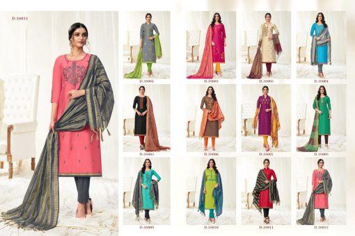 Raghav Hotspot Vol 2 Salwar Suit Wholesale Catalog 12 Pcs 14 510x340 - Raghav Hotspot Vol 2 Salwar Suit Wholesale Catalog 12 Pcs
