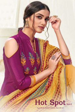 Raghav Hotspot Vol 2 Salwar Suit Wholesale Catalog 12 Pcs
