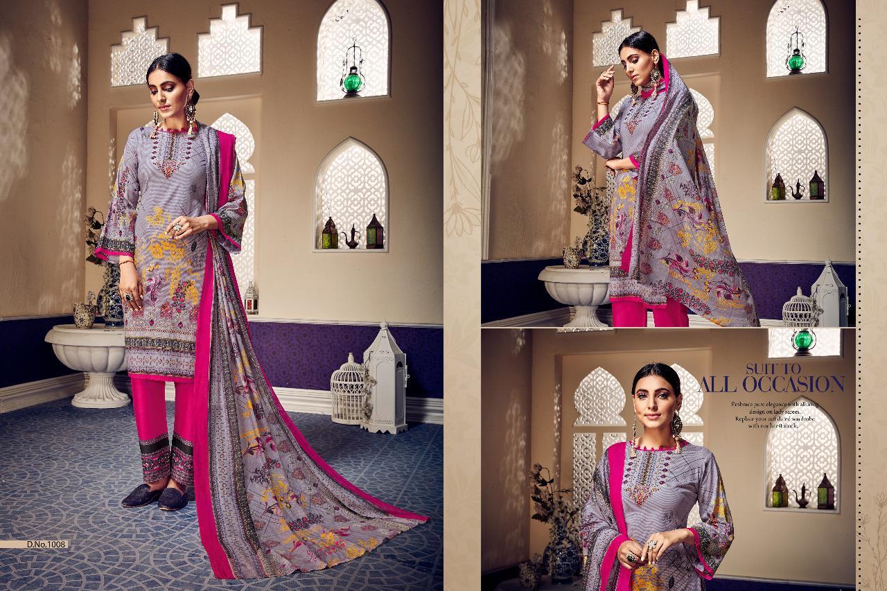 Rawayat Luxury Lawn Collection Vol 7 Salwar Suit Wholesale Catalog 10 Pcs 1 - Rawayat Luxury Lawn Collection Vol 7 Salwar Suit Wholesale Catalog 10 Pcs