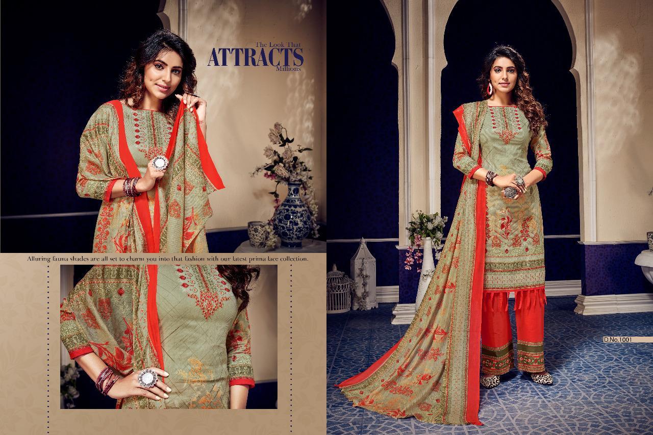 Rawayat Luxury Lawn Collection Vol 7 Salwar Suit Wholesale Catalog 10 Pcs 5 - Rawayat Luxury Lawn Collection Vol 7 Salwar Suit Wholesale Catalog 10 Pcs
