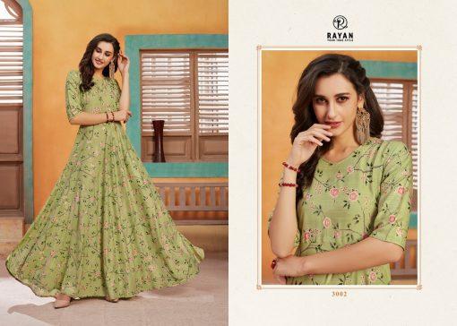 Rayan Navyata Vol 3 by R Studio Kurti Wholesale Catalog 8 Pcs 2 510x364 - Rayan Navyata Vol 3 by R Studio Kurti Wholesale Catalog 8 Pcs