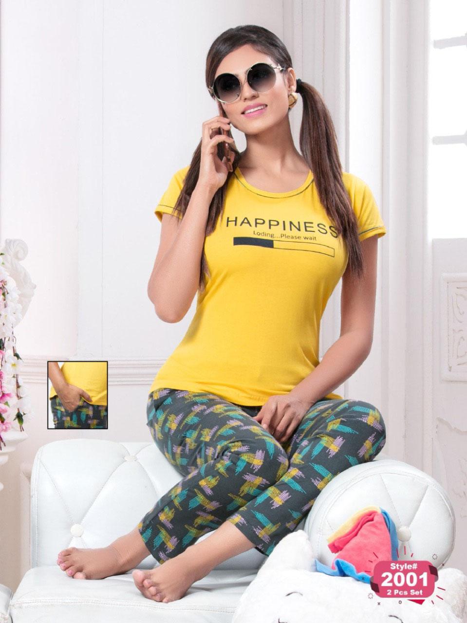 SF Premium Night Wear Vol 57 Wholesale Catalog 6 Pcs 5 1 - SF Premium Night Wear Vol 57 Wholesale Catalog 6 Pcs
