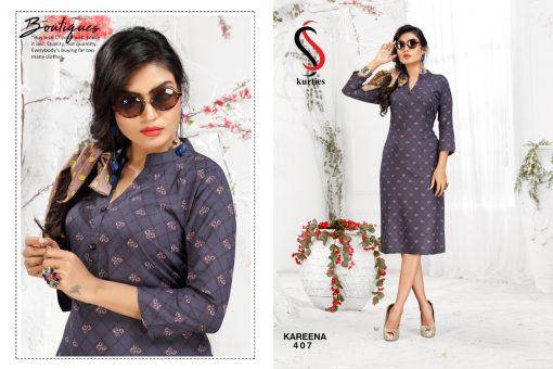 SS Kareena Vol 4 Kurti Wholesale Catalog 10 Pcs 7 510x340 - SS Kareena Vol 4 Kurti Wholesale Catalog 10 Pcs