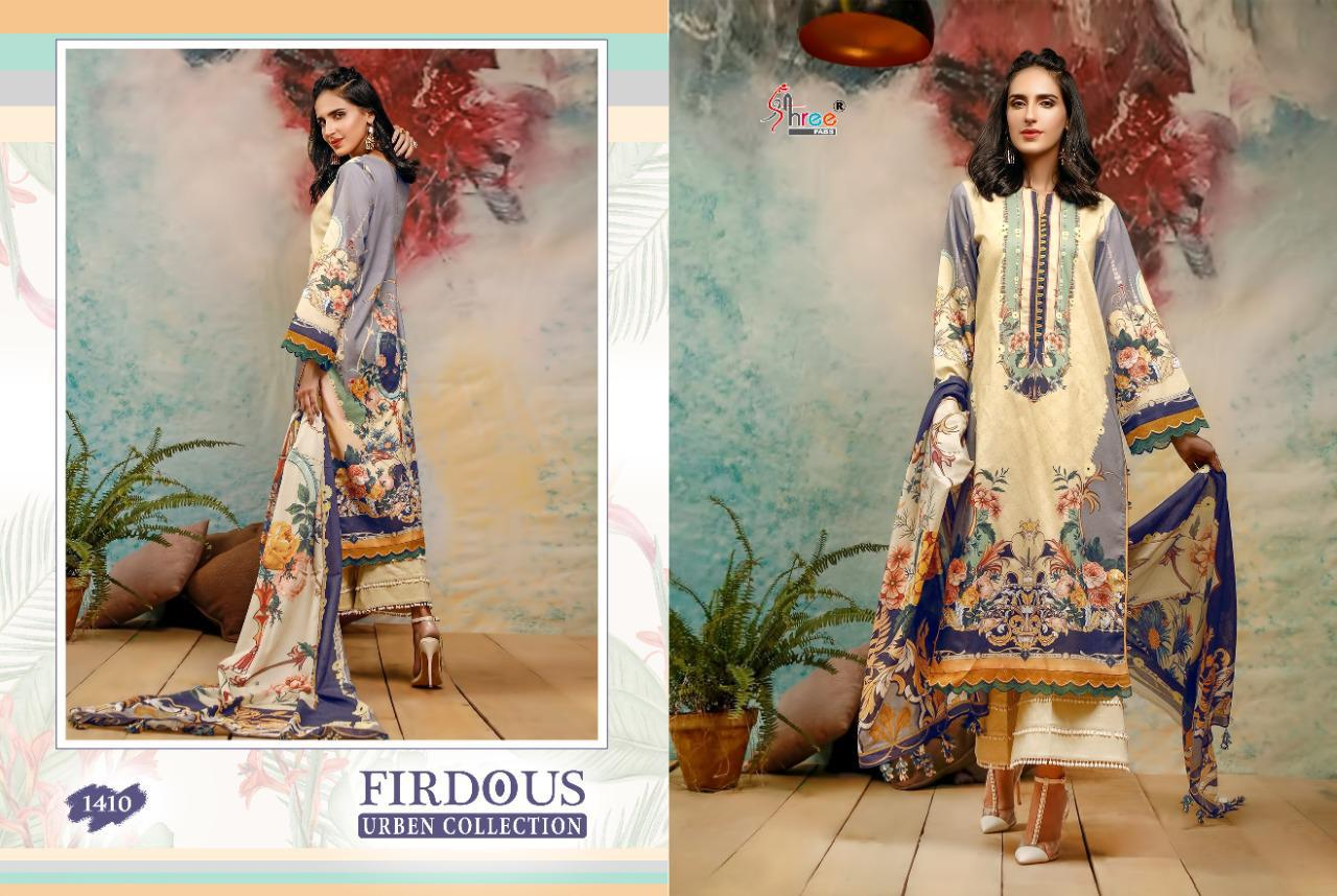 Shree Fabs Firdous Urben Collection Salwar Suit Wholesale Catalog 10 Pcs 13 - Shree Fabs Firdous Urben Collection Salwar Suit Wholesale Catalog 10 Pcs