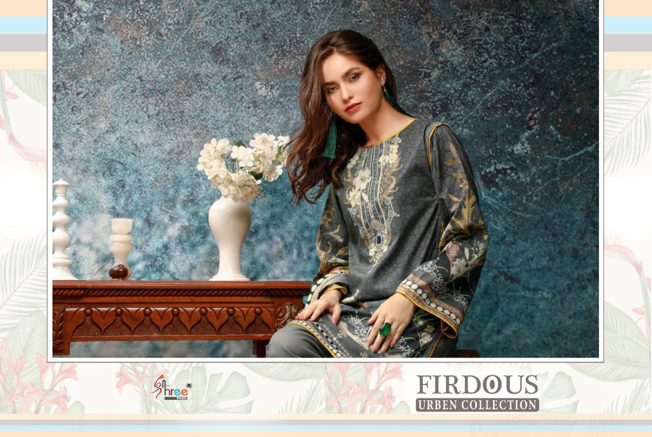 Shree Fabs Firdous Urben Collection Salwar Suit Wholesale Catalog 10 Pcs 3 - Shree Fabs Firdous Urben Collection Salwar Suit Wholesale Catalog 10 Pcs