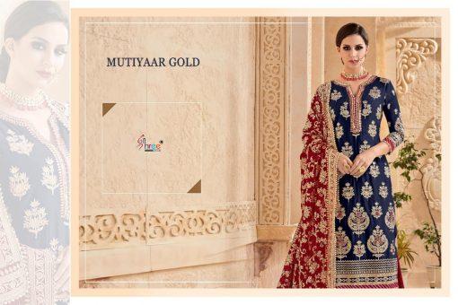 Shree Fabs Mutiyaar Gold Salwar Suit Wholesale Catalog 5 Pcs 4 510x340 - Shree Fabs Mutiyaar Gold Salwar Suit Wholesale Catalog 5 Pcs