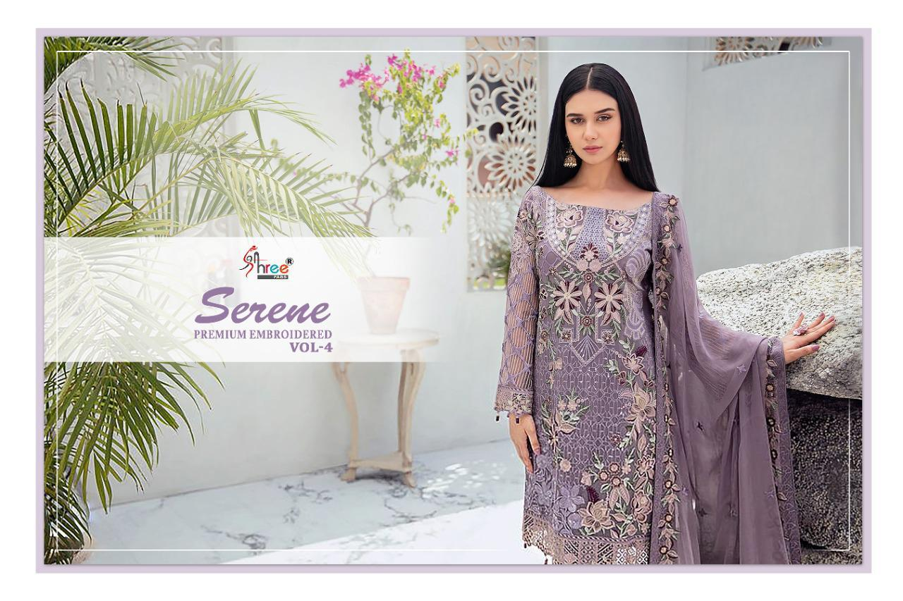Shree Fabs Serene Premium Embroiderd Vol 4 Salwar Suit Wholesale Catalog 6 Pcs 10 - Shree Fabs Serene Premium Embroiderd Vol 4 Salwar Suit Wholesale Catalog 6 Pcs