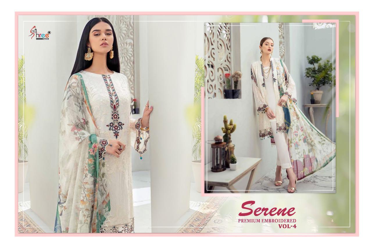 Shree Fabs Serene Premium Embroiderd Vol 4 Salwar Suit Wholesale Catalog 6 Pcs 12 - Shree Fabs Serene Premium Embroiderd Vol 4 Salwar Suit Wholesale Catalog 6 Pcs