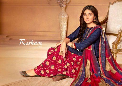 Sweety Resham Vol 5 Pashmina Salwar Suit Wholesale Catalog 8 Pcs 5 510x357 - Sweety Resham Vol 5 Pashmina Salwar Suit Wholesale Catalog 8 Pcs