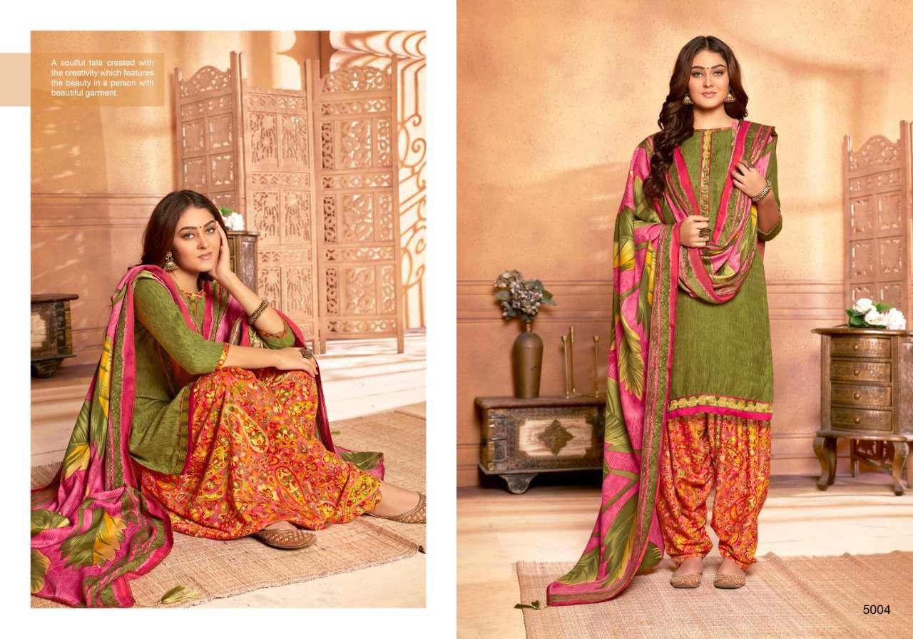 Sweety Resham Vol 5 Pashmina Salwar Suit Wholesale Catalog 8 Pcs 9 - Sweety Resham Vol 5 Pashmina Salwar Suit Wholesale Catalog 8 Pcs