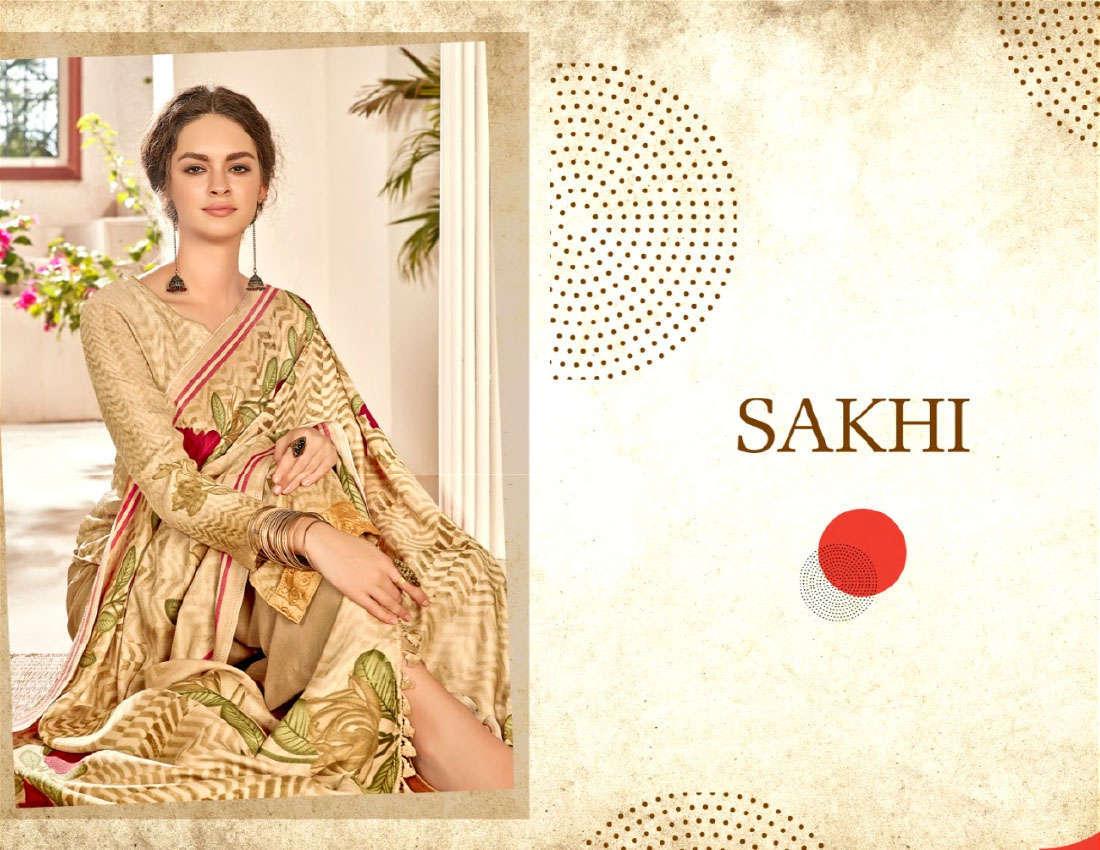 Sweety Sakhi Pashmina Salwar Suit Wholesale Catalog 8 Pcs 10 - Sweety Sakhi Pashmina Salwar Suit Wholesale Catalog 8 Pcs