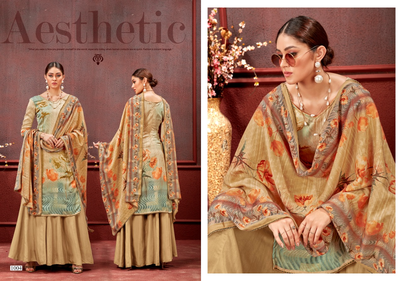 Sweety Topaz Pashmina Salwar Suit Wholesale Catalog 8 Pcs 1 - Sweety Topaz Pashmina Salwar Suit Wholesale Catalog 8 Pcs