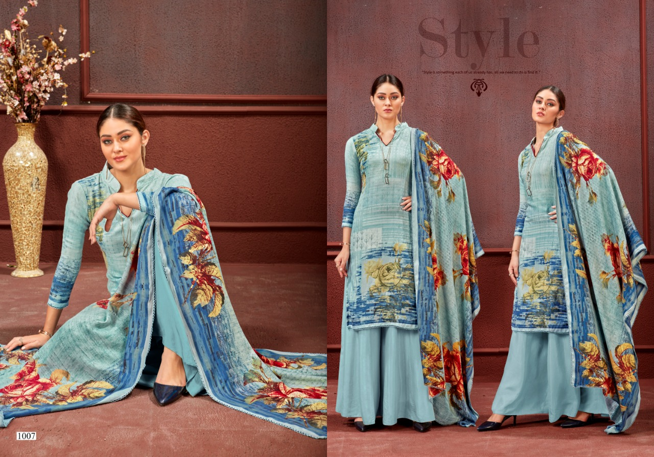 Sweety Topaz Pashmina Salwar Suit Wholesale Catalog 8 Pcs 4 - Sweety Topaz Pashmina Salwar Suit Wholesale Catalog 8 Pcs
