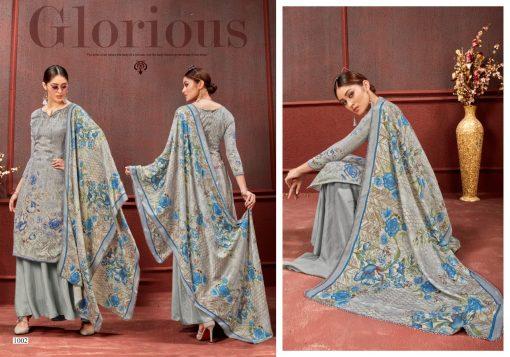 Sweety Topaz Pashmina Salwar Suit Wholesale Catalog 8 Pcs 8 510x357 - Sweety Topaz Pashmina Salwar Suit Wholesale Catalog 8 Pcs