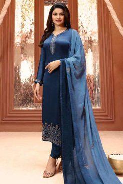 Vinay Kaseesh Evershine Vol 2 Hit List Prachi Desai Salwar Suit Wholesale Catalog 4 Pcs