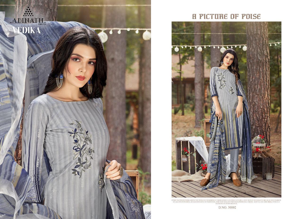 Adinath Vedika Pashmina Salwar Suit Wholesale Catalog 10 Pcs 1 - Adinath Vedika Pashmina Salwar Suit Wholesale Catalog 10 Pcs