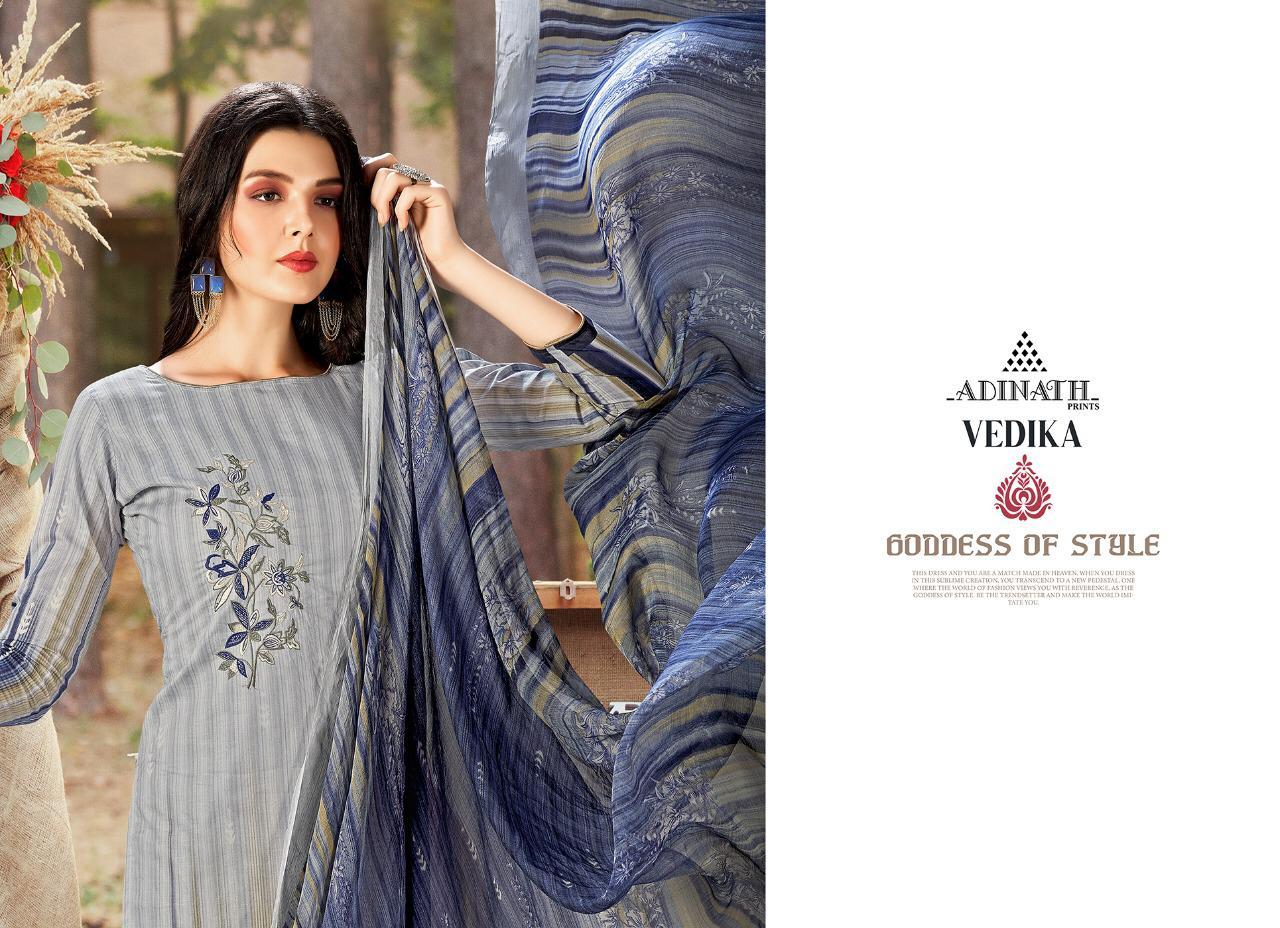 Adinath Vedika Pashmina Salwar Suit Wholesale Catalog 10 Pcs 2 - Adinath Vedika Pashmina Salwar Suit Wholesale Catalog 10 Pcs