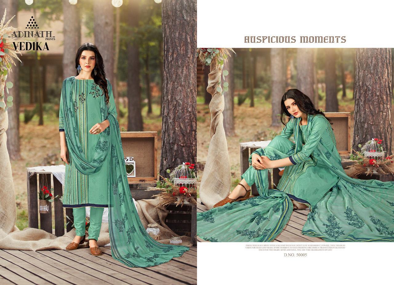 Adinath Vedika Pashmina Salwar Suit Wholesale Catalog 10 Pcs 6 - Adinath Vedika Pashmina Salwar Suit Wholesale Catalog 10 Pcs