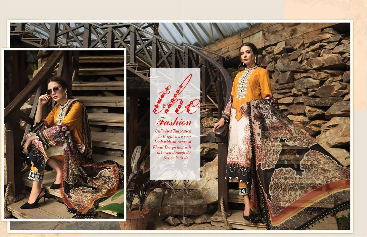 Asifa Nabeel Vol 3 lawn collection Salwar Suit Wholesale Catalog 6 Pcs 23 - Asifa Nabeel Vol 3 Lawn Collection Salwar Suit Wholesale Catalog 6 Pcs