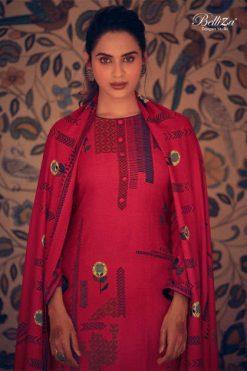 Belliza Aisha Pashmina Salwar Suit Wholesale Catalog 10 Pcs