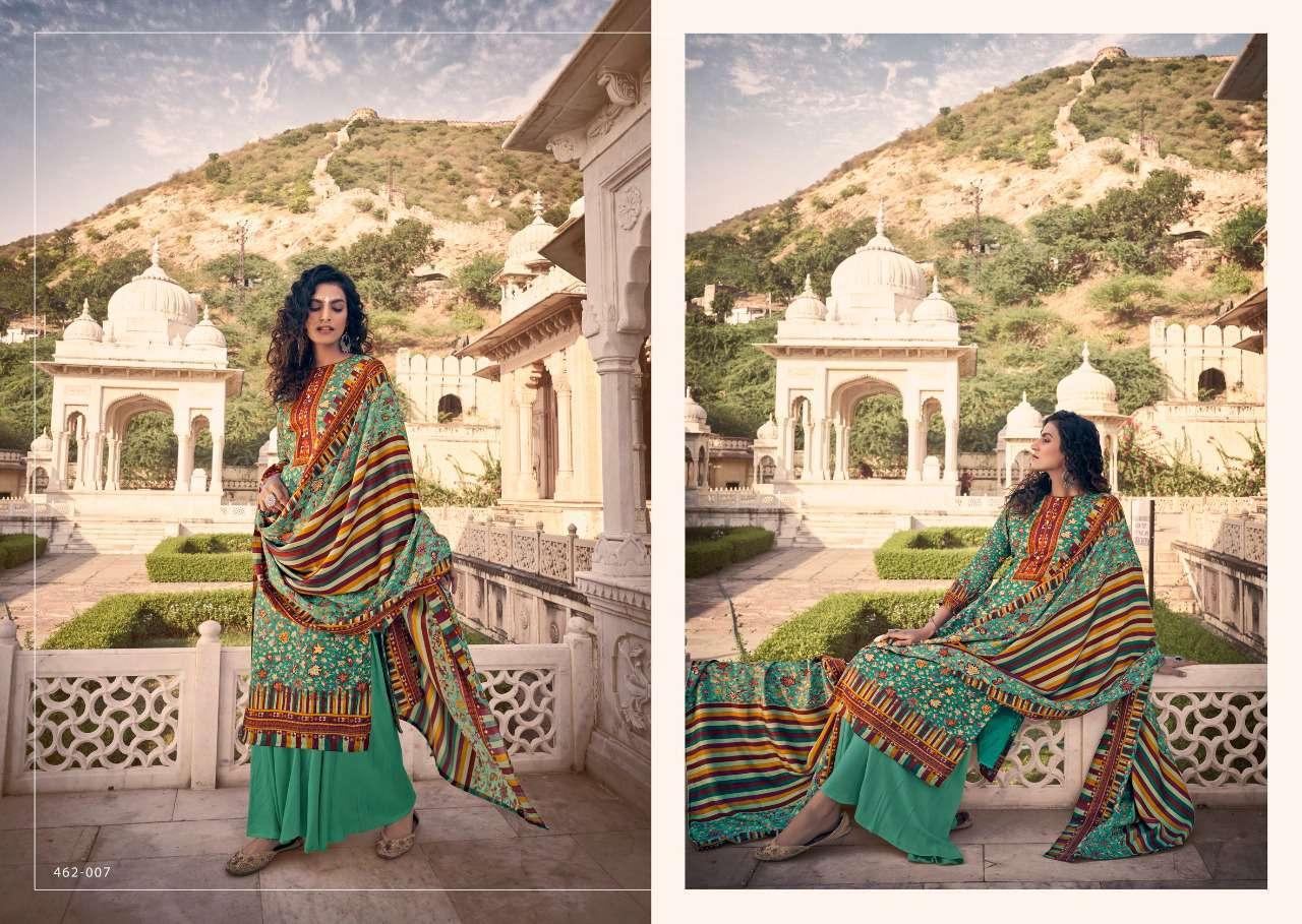 Belliza Aisha Vol 2 Pashmina Salwar Suit Wholesale Catalog 10 Pcs 10 - Belliza Aisha Vol 2 Pashmina Salwar Suit Wholesale Catalog 10 Pcs