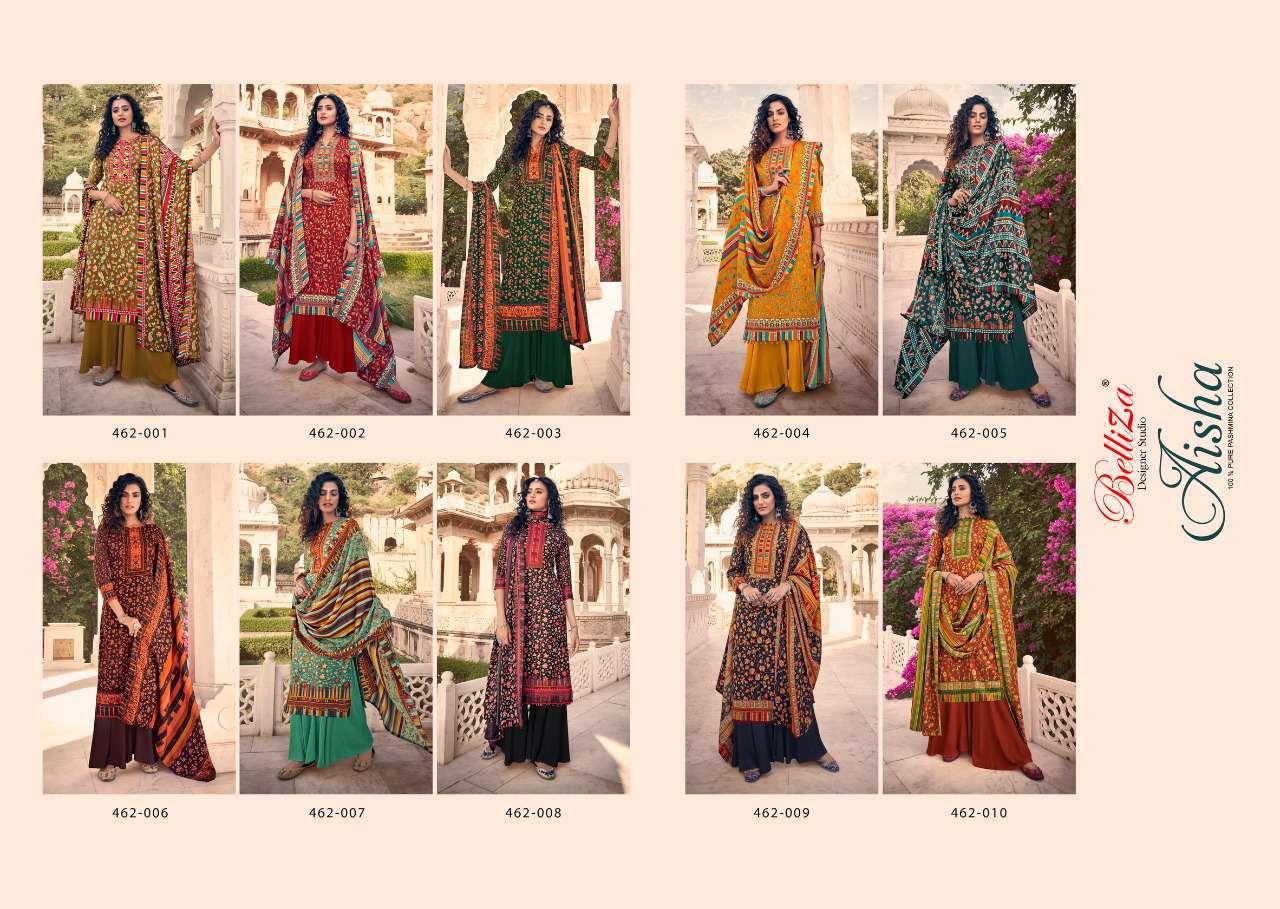 Belliza Aisha Vol 2 Pashmina Salwar Suit Wholesale Catalog 10 Pcs 16 - Belliza Aisha Vol 2 Pashmina Salwar Suit Wholesale Catalog 10 Pcs