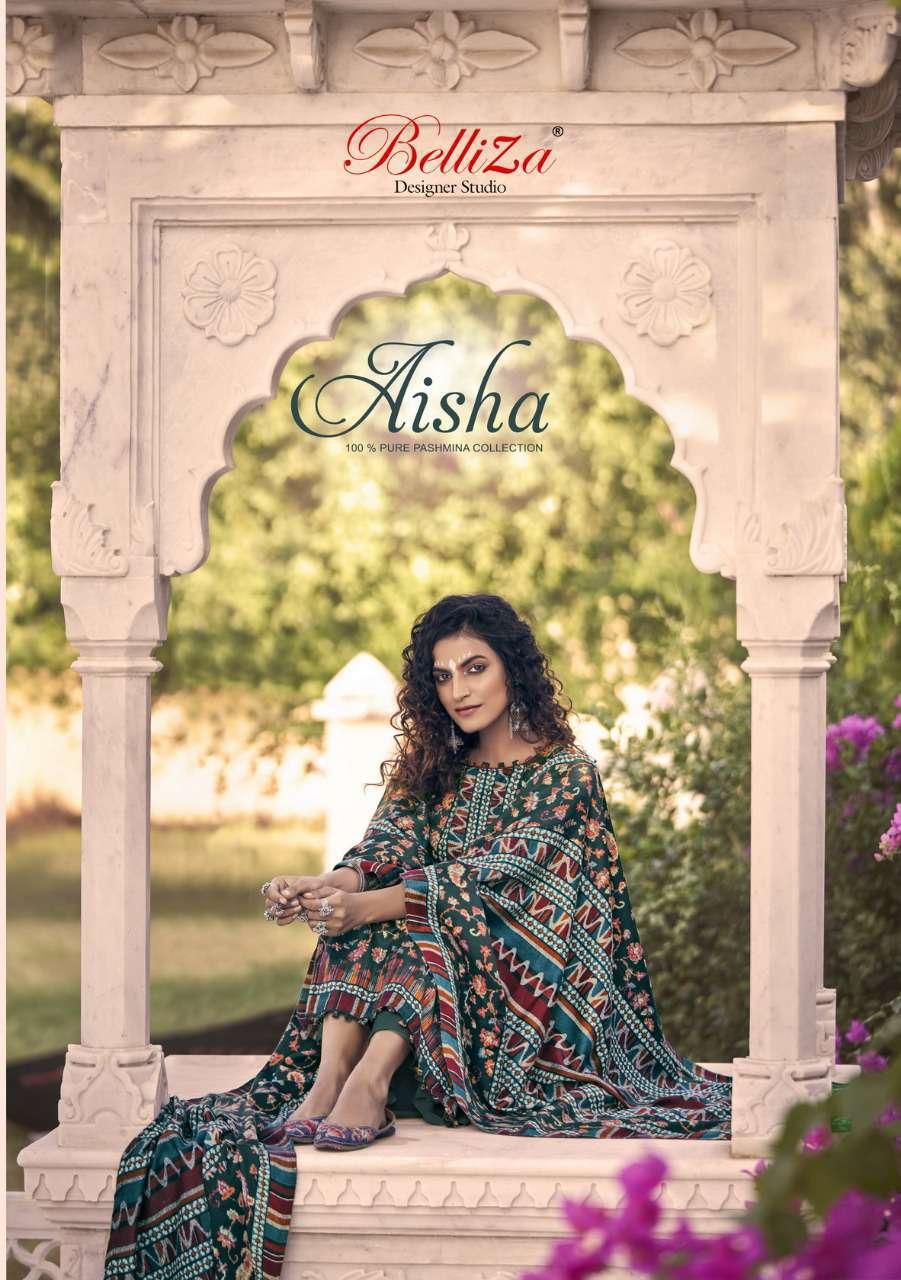 Belliza Aisha Vol 2 Pashmina Salwar Suit Wholesale Catalog 10 Pcs 2 - Belliza Aisha Vol 2 Pashmina Salwar Suit Wholesale Catalog 10 Pcs