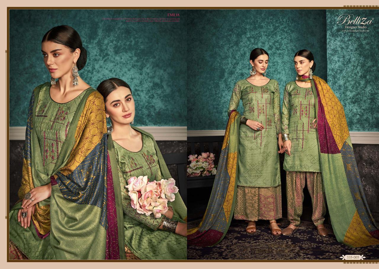 Belliza Emilia Pashmina Salwar Suit Wholesale Catalog 10 Pcs 2 - Belliza Emilia Pashmina Salwar Suit Wholesale Catalog 10 Pcs