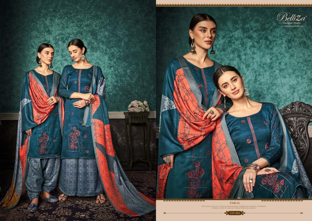 Belliza Emilia Pashmina Salwar Suit Wholesale Catalog 10 Pcs 4 - Belliza Emilia Pashmina Salwar Suit Wholesale Catalog 10 Pcs
