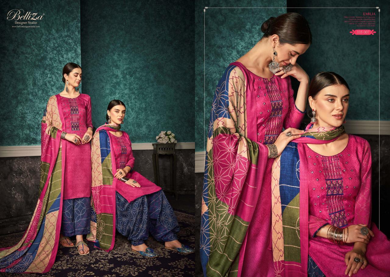 Belliza Emilia Pashmina Salwar Suit Wholesale Catalog 10 Pcs 7 - Belliza Emilia Pashmina Salwar Suit Wholesale Catalog 10 Pcs