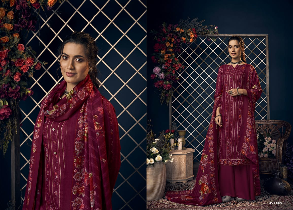 Belliza Kashmiriyat Pashmina Salwar Suit Wholesale Catalog 10 Pcs 11 - Belliza Kashmiriyat Pashmina Salwar Suit Wholesale Catalog 10 Pcs