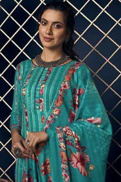 Belliza Kashmiriyat Pashmina Salwar Suit Wholesale Catalog 10 Pcs