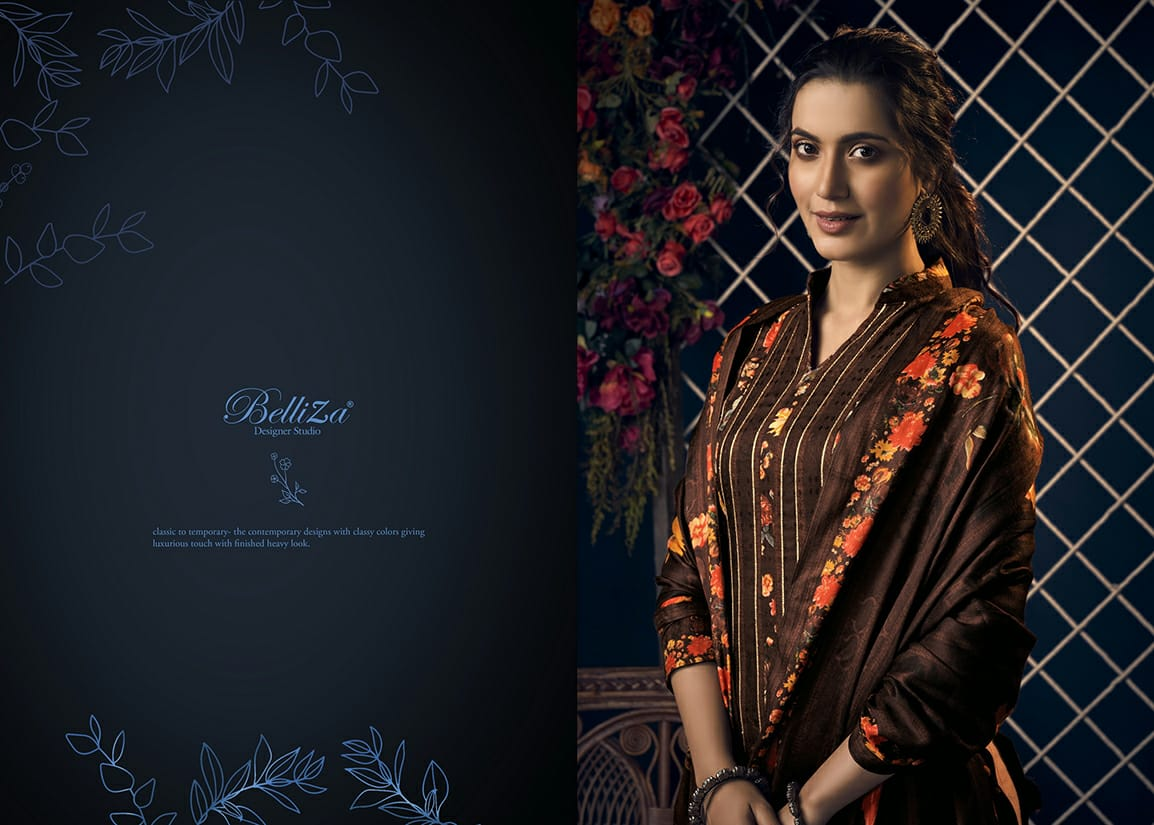 Belliza Kashmiriyat Pashmina Salwar Suit Wholesale Catalog 10 Pcs 3 - Belliza Kashmiriyat Pashmina Salwar Suit Wholesale Catalog 10 Pcs