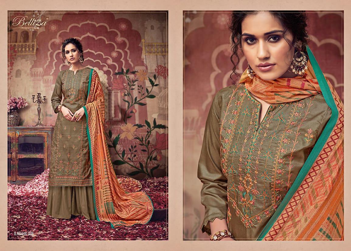 Belliza Maitri Salwar Suit Wholesale Catalog 10 Pcs 10 - Belliza Maitri Salwar Suit Wholesale Catalog 10 Pcs