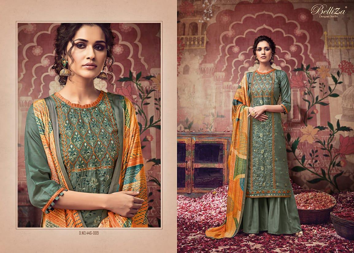 Belliza Maitri Salwar Suit Wholesale Catalog 10 Pcs 11 - Belliza Maitri Salwar Suit Wholesale Catalog 10 Pcs