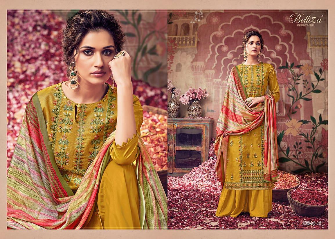 Belliza Maitri Salwar Suit Wholesale Catalog 10 Pcs 13 - Belliza Maitri Salwar Suit Wholesale Catalog 10 Pcs