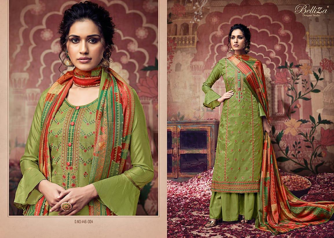 Belliza Maitri Salwar Suit Wholesale Catalog 10 Pcs 6 - Belliza Maitri Salwar Suit Wholesale Catalog 10 Pcs