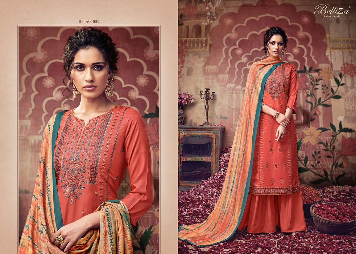Belliza Maitri Salwar Suit Wholesale Catalog 10 Pcs 8 - Belliza Maitri Salwar Suit Wholesale Catalog 10 Pcs
