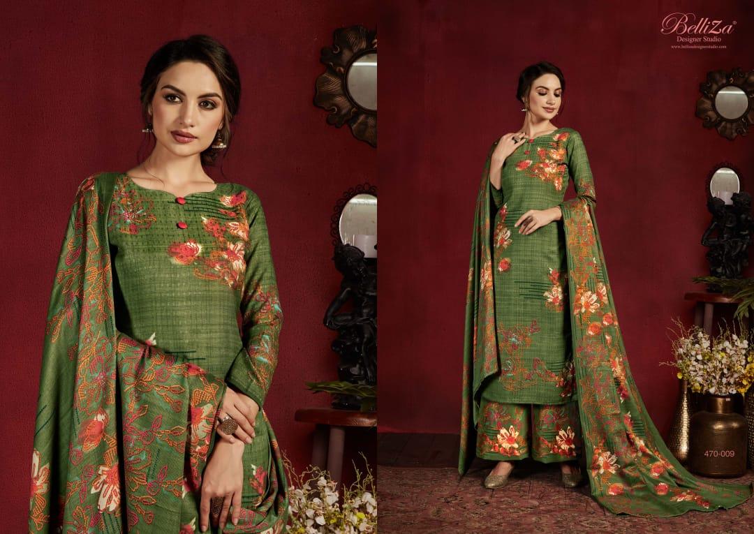 Belliza Nazakat Pashmina Salwar Suit Wholesale Catalog 10 Pcs 12 - Belliza Nazakat Pashmina Salwar Suit Wholesale Catalog 10 Pcs