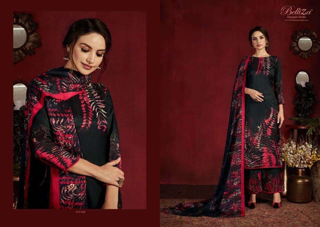 Belliza Nazakat Pashmina Salwar Suit Wholesale Catalog 10 Pcs 13 - Belliza Nazakat Pashmina Salwar Suit Wholesale Catalog 10 Pcs