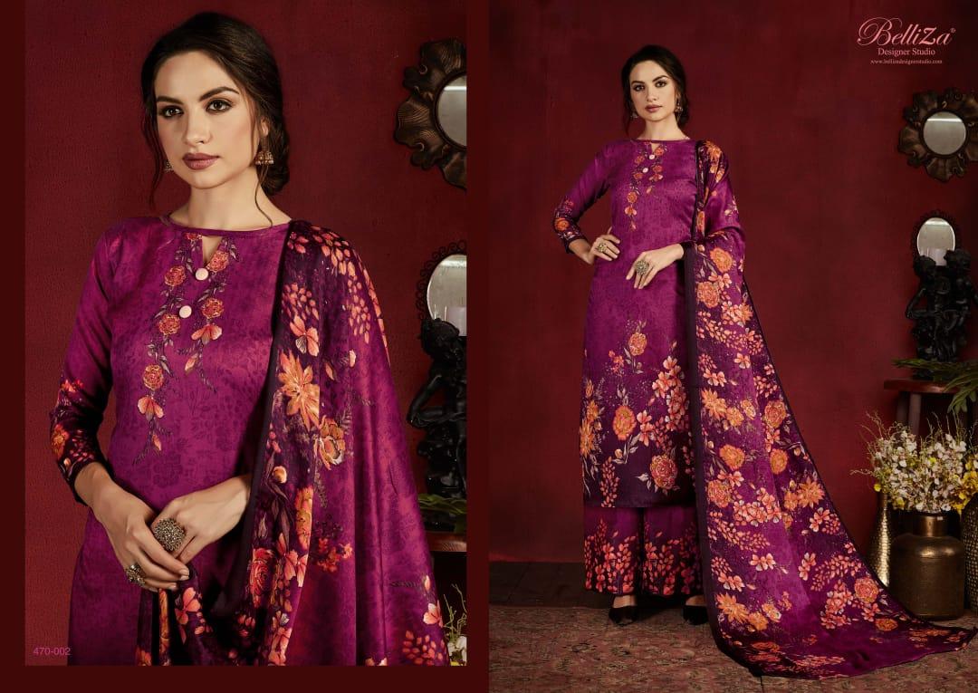 Belliza Nazakat Pashmina Salwar Suit Wholesale Catalog 10 Pcs 4 - Belliza Nazakat Pashmina Salwar Suit Wholesale Catalog 10 Pcs