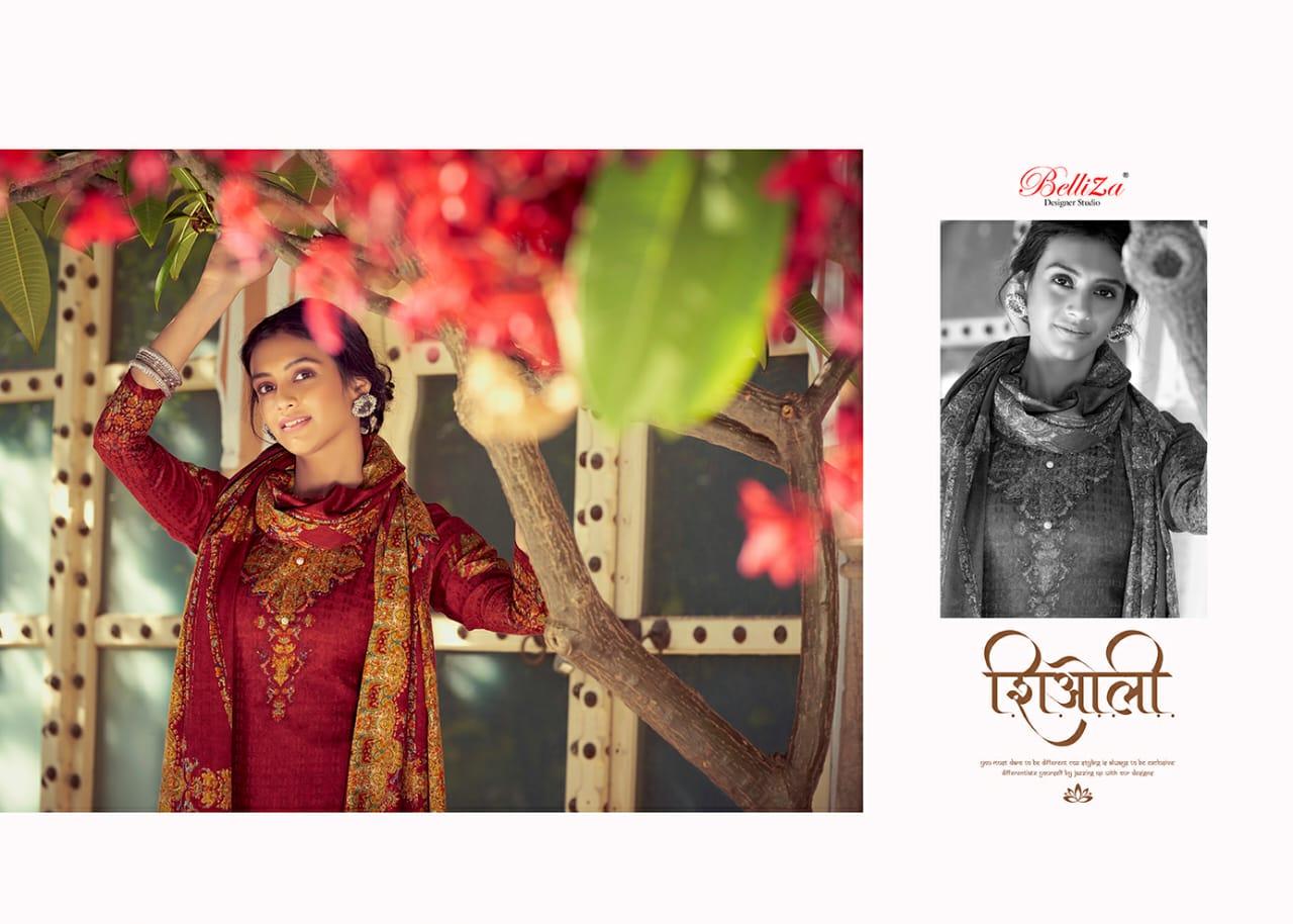 Belliza Ruhani Vol 2 Pashmina Salwar Suit Wholesale Catalog 10 Pcs 10 - Belliza Ruhani Vol 2 Pashmina Salwar Suit Wholesale Catalog 10 Pcs
