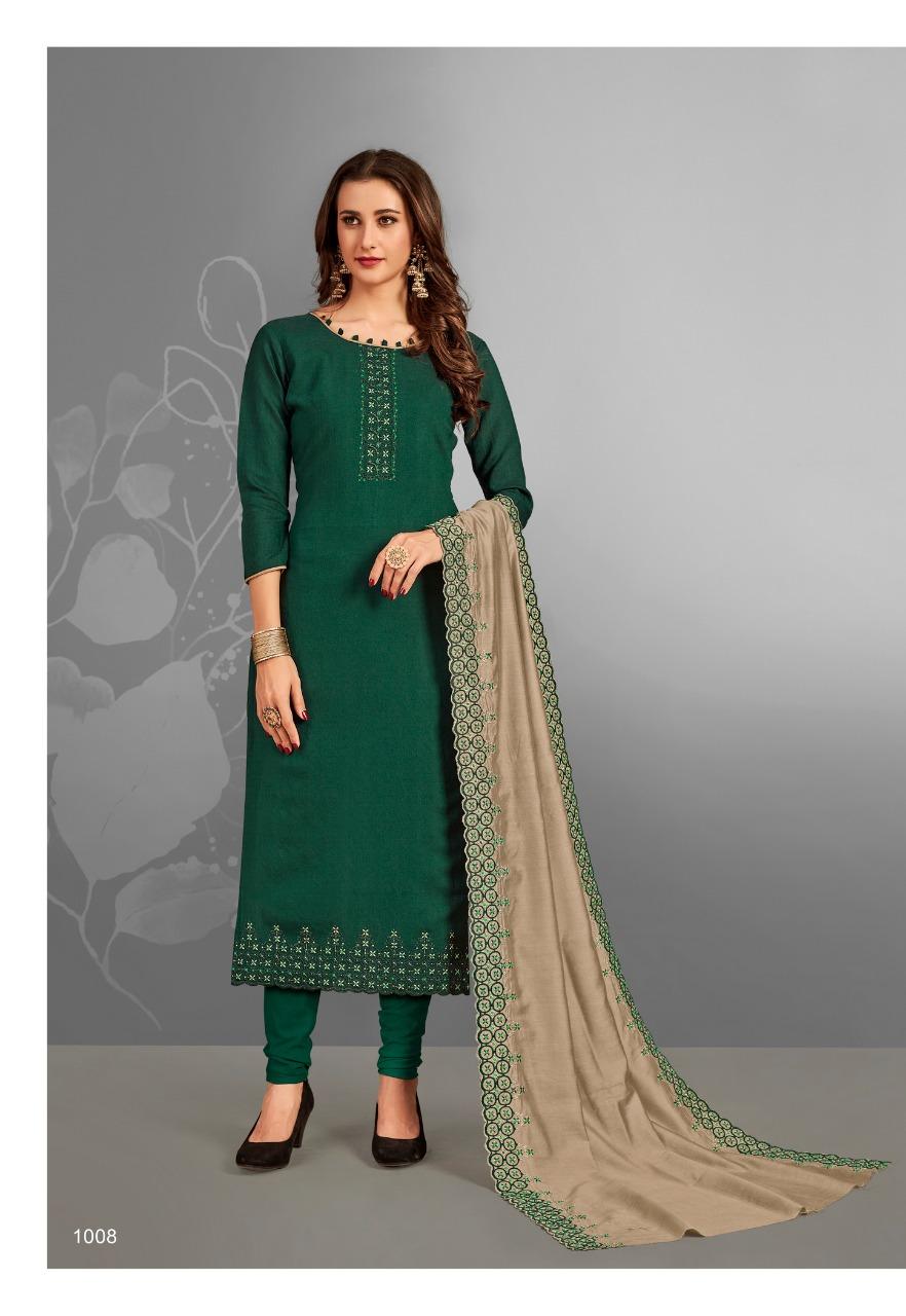 Brij Aiza Salwar Suit Wholesale Catalog 8 Pcs 12 - Brij Aiza Salwar Suit Wholesale Catalog 8 Pcs