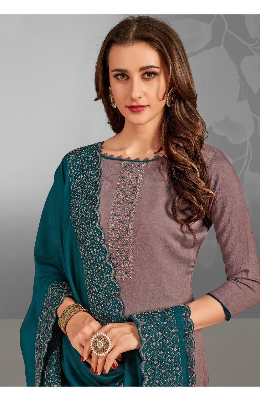 Brij Aiza Salwar Suit Wholesale Catalog 8 Pcs 16 - Brij Aiza Salwar Suit Wholesale Catalog 8 Pcs
