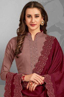 Brij Aiza Salwar Suit Wholesale Catalog 8 Pcs