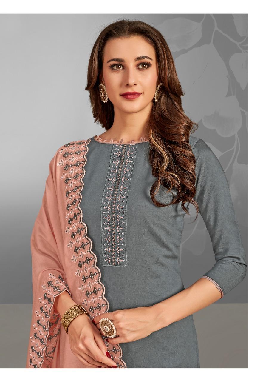 Brij Aiza Salwar Suit Wholesale Catalog 8 Pcs 6 - Brij Aiza Salwar Suit Wholesale Catalog 8 Pcs