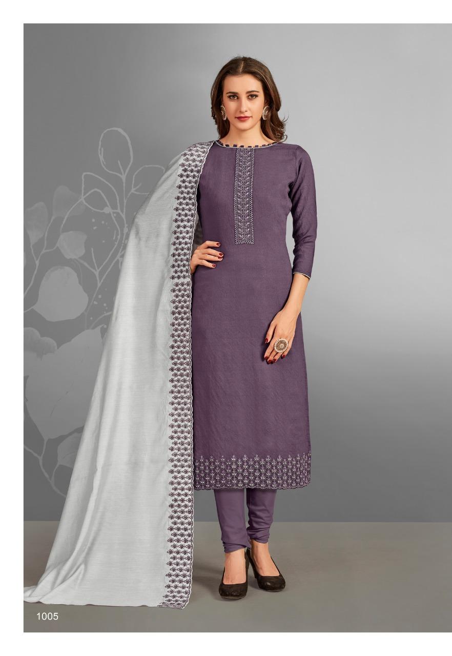 Brij Aiza Salwar Suit Wholesale Catalog 8 Pcs 8 - Brij Aiza Salwar Suit Wholesale Catalog 8 Pcs